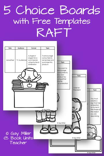 RAFT Teaching Stradegy