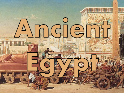 Ancient Egypt for Upper Elementary Students