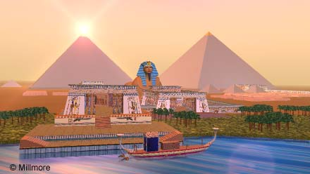 What ancient egypt looked like