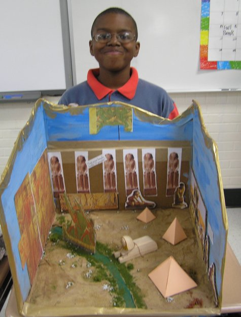 ancient egypt projects