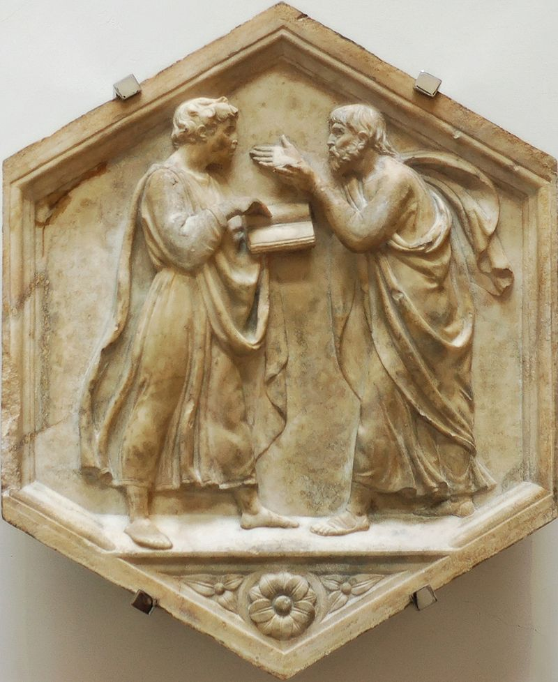 Aristotle (384 - 322 BC)