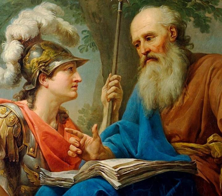 Socrates (469 - 399 B.C.)