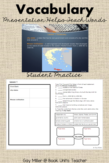 Ancient Greece Unit for Upper Elementary Students - Try it out with a free sample of Lesson 1.