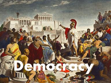 Ancient Greece Democracy