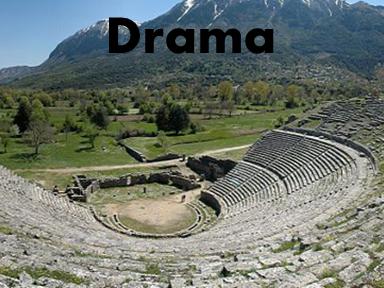 Ancient Greece Drama