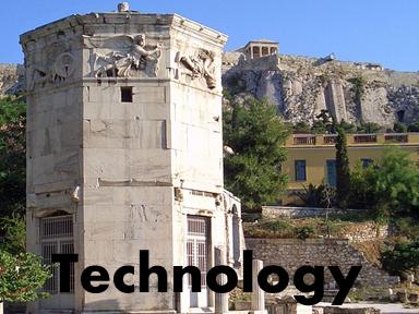 Ancient Greece Technology