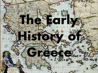 The Early History of Greece