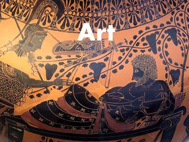 Ancient Greece Art
