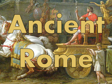 Ancient Rome for Upper Upper Elementary Students
