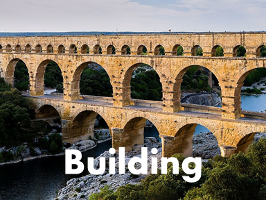 Roman Building Projects