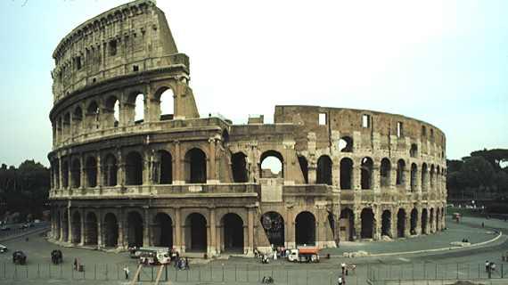 Famous Roman Structures