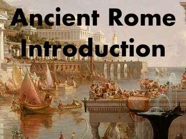 Ancient Rome Introduction