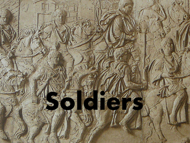 Ancient Roman Soldiers