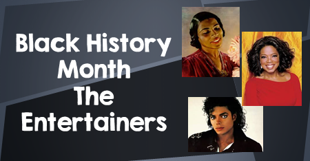 Famous People to Celebrate during Black History Month