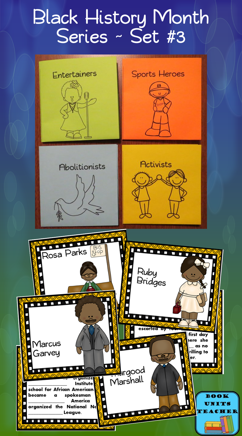 Free Printable Black History Month Cards - the Activists