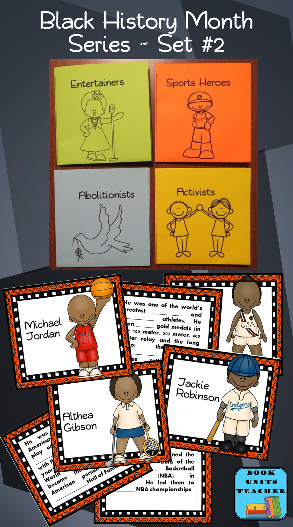 Black History Month for Kids Free Printable Black History Month Cards