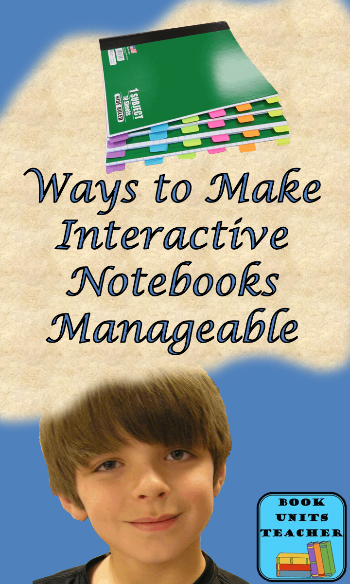 4 Ways to Make Interactive Notebooks Manageable
