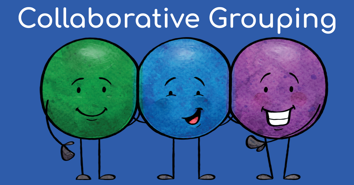 Learn a super easy way to organize students into groups.