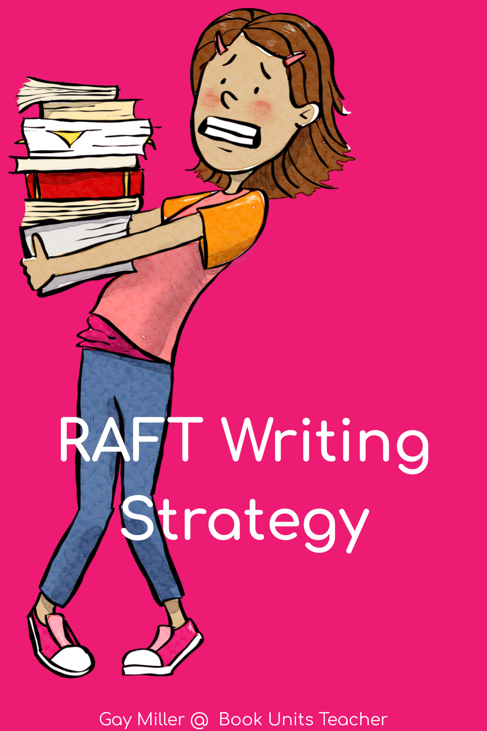 Learn what the RAFT writing strategy is. Get free printable template organizers for creating you own assignments. See many examples.