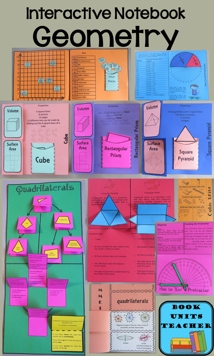 Check out this great geometry product from Teachers Pay Teachers.