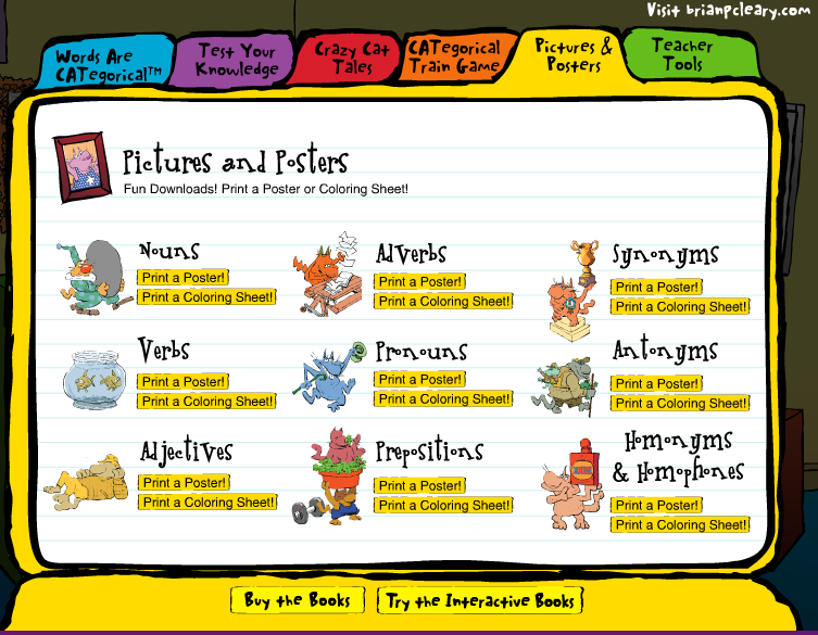 Parts Of Speech Pronouns Book Units Teacher
