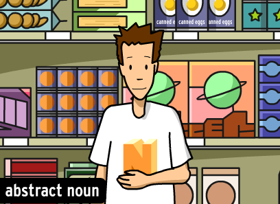 Nouns on BrainPop