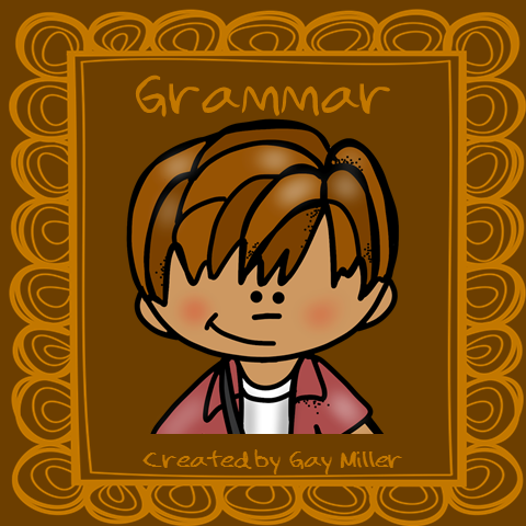 Grammar contains graphic organizers, mini posters, and fun hands-on activities to help students better understand parts of speech. This resource covers the 5th grade Common Core Standards.