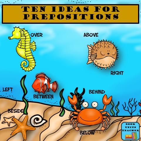 Ten Ideas for Teaching Prepositions