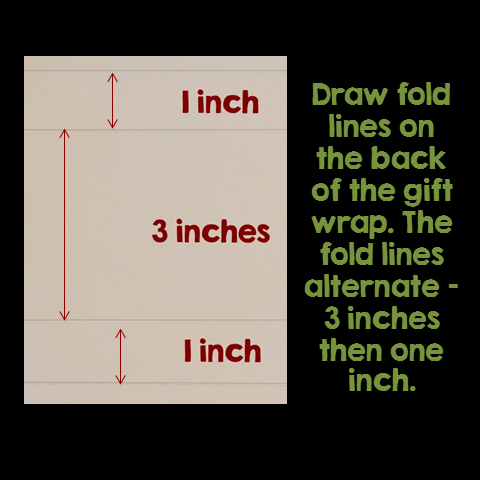 Quick and Easy Pocket Chart - Read how to make this simple pocket chart from materials you have around the house.