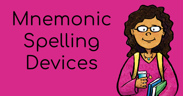 Mnemonic Spelling Devices