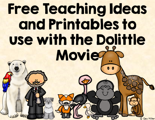 Teaching using the Dolittle Movie
