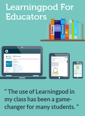 Learningpod lets you create, practice and share questions on any topic... for free.