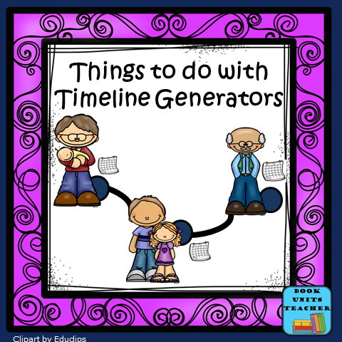 Things to do with Timeline Generators