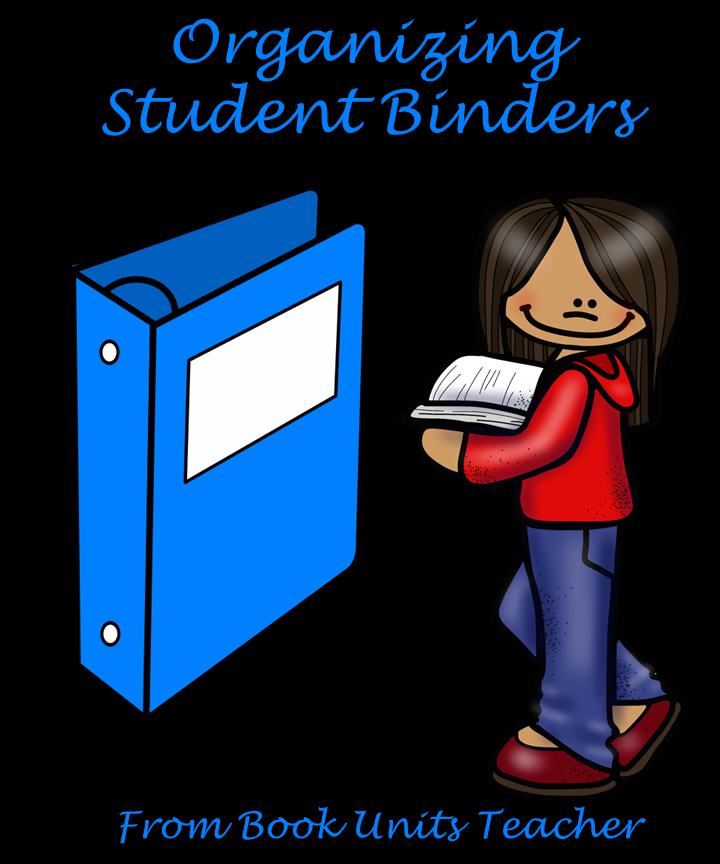 Organizing Student Binders