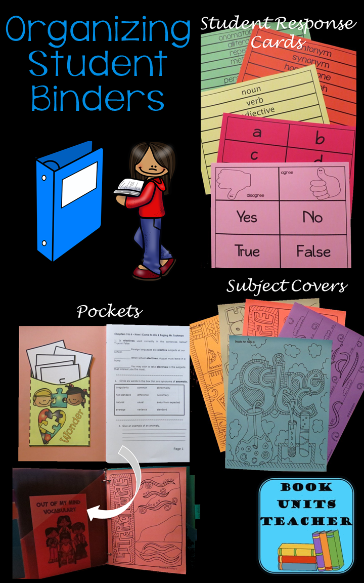 Get students organized with these helpful tips and free printables.