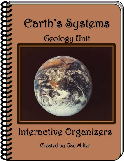 Earth's Systems ~ Geology Unit