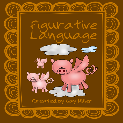 Figurative Language Activities found at Teachers Pay Teachers