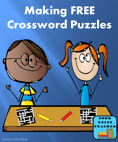 Making Free Crossword Puzzles