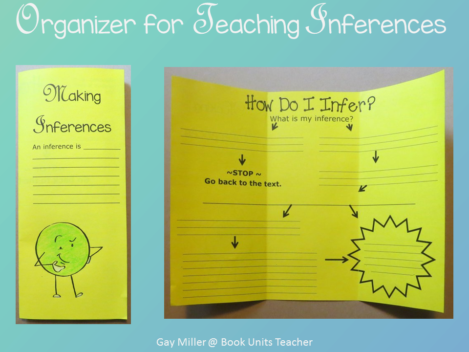 Ideas for Teaching Students to Make Inferences