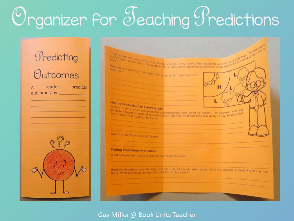 Ideas for Teaching Students to Predict Outcomes