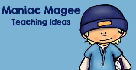 Maniac Magee Book Ideas