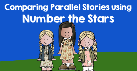 Terrific free activity to use with Number the Stars