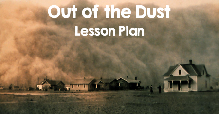 Out of the Dust Lesson Plan