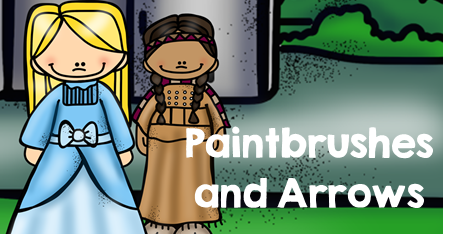 Paintbrushes & Arrows + A Free Point of View Activity