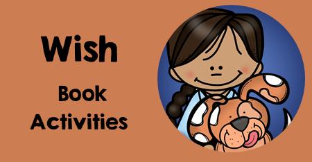 Wish Book Activities