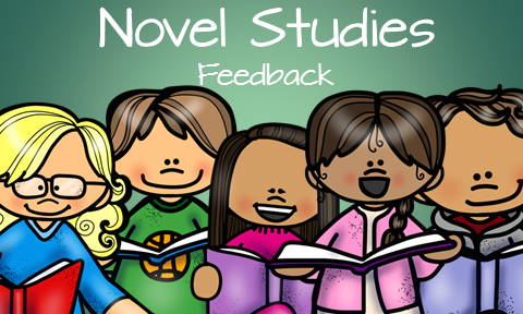 Novel Studies Feedback