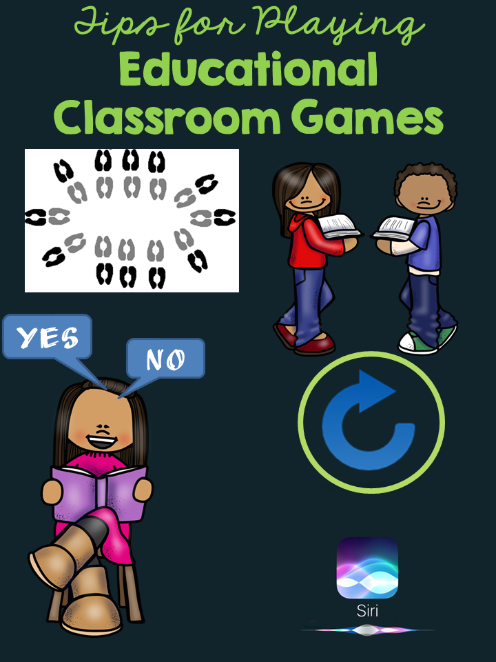 Educational Classroom Games