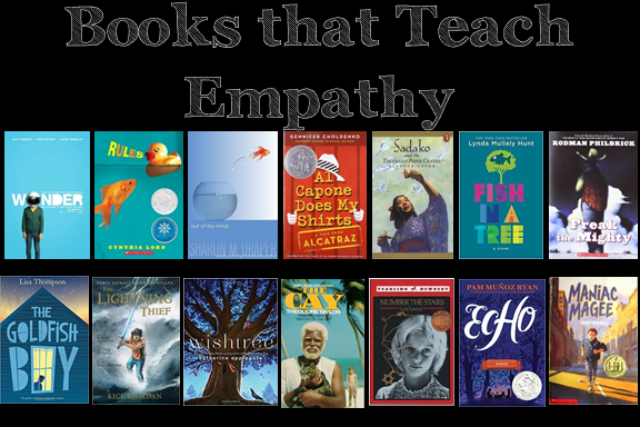 Great Books for Teaching Students About Empathy