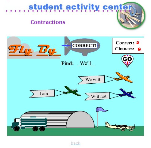 Online Contraction Activity
