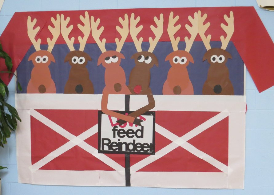 Don't Feed the Reindeer.